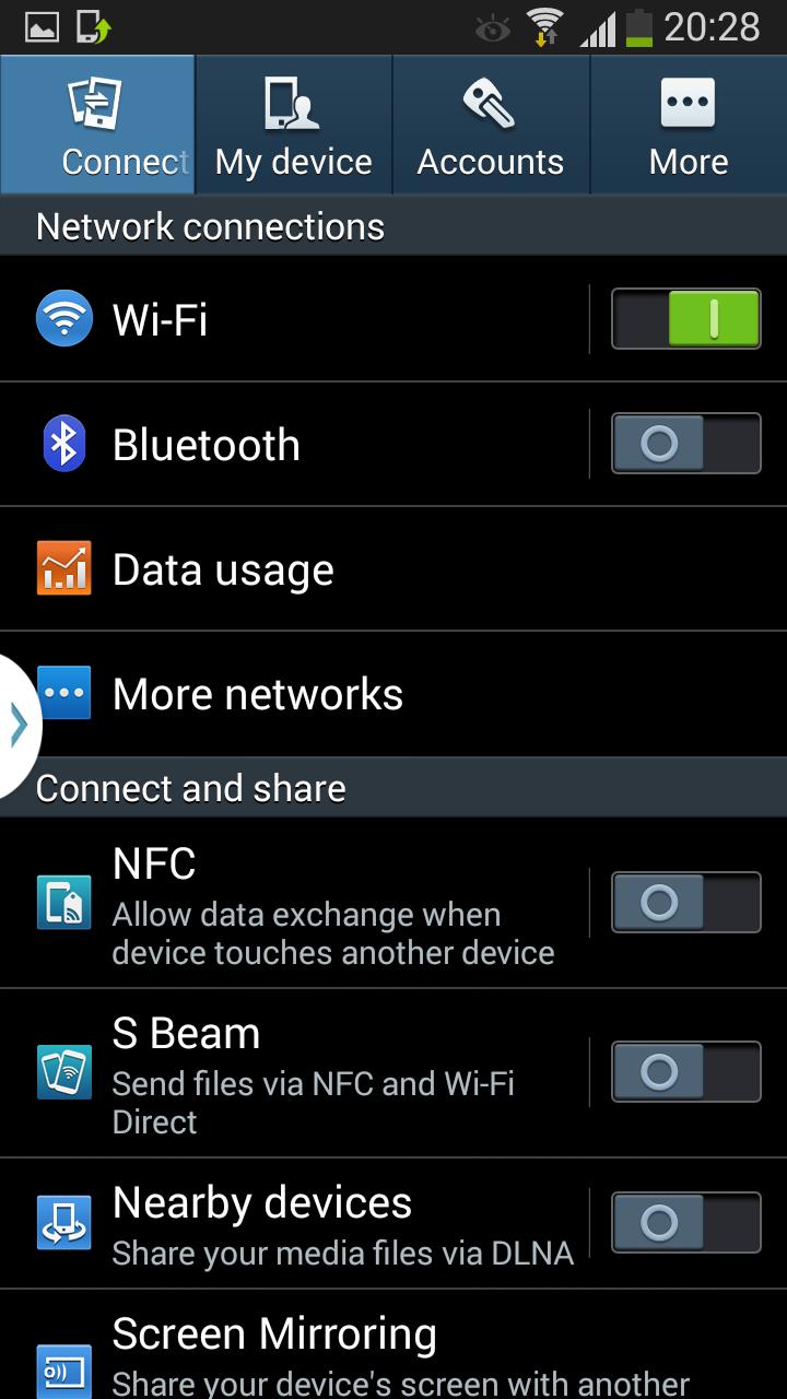 Download and install a vodafone modem unlock application
